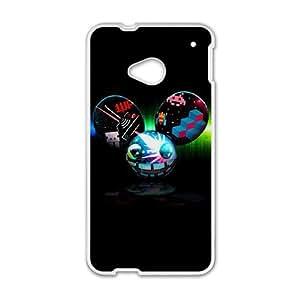 HTC One M7 Phone Case Deadmau5