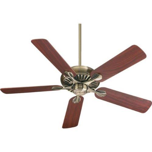 Quorum-91525-2-Pinnacle-Polished-Brass-Energy-Star-52-Ceiling-Fan