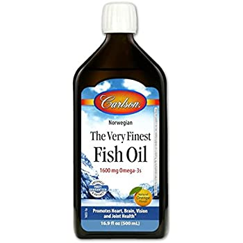 Carlson norwegian the very finest fish oil for Carlson fish oil amazon