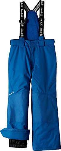Kamik Kids Unisex Harper Solid Pant (Little Kids/Big Kids) Space 12 (Big Kid) One Size One Size by Kamik