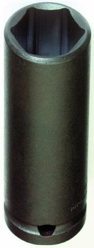 Stanley Proto J7318HT 1//2-Inch Drive Thin Wall Deep Impact Socket 9//16-Inch 6-Point