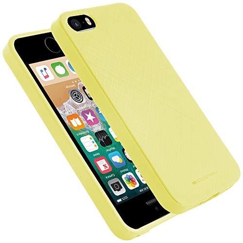 iphone 5 yellow bumper case - 5
