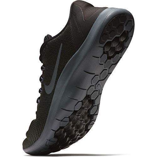 Chaussures Rn Flex Wmns Noir Compétition black Running De dark anthracite Femme 002 2018 Nike Grey tIwFxq5dd