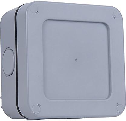 IP66 caja de empalmes 113 X 113 X 55 Mm: Amazon.es: Bricolaje y herramientas