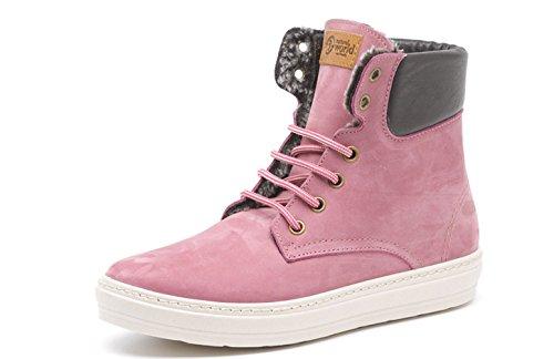 Natural World , Damen Sneaker 852 ROSA ANTIC *