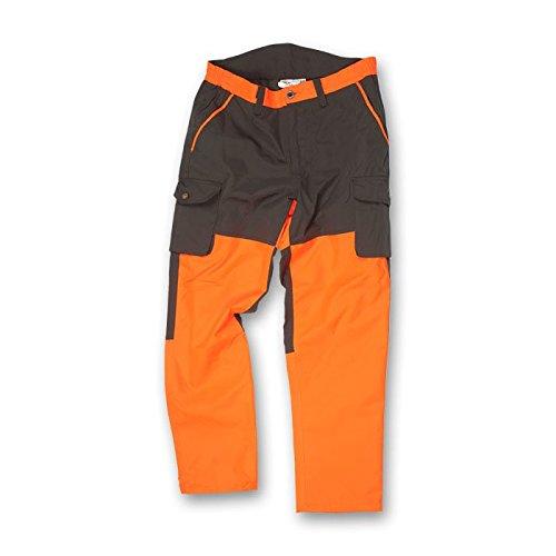 Fratelliditalia Pantalone Alta visibilita Sicurezza Lavoro Cinghiale Antinfortunistica Uomo
