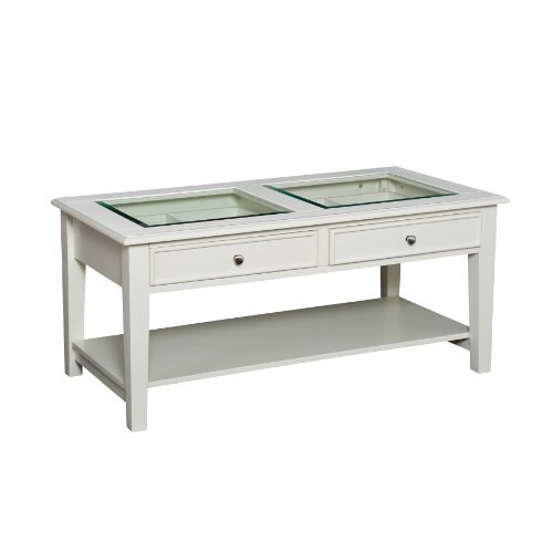 Rectangular Display Cocktail Table - 2