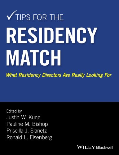 Tips for the Residency Match: What Residency Directors Are Really Looking For Pdf