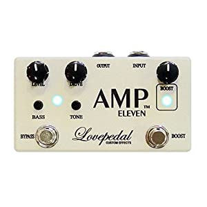 Lovepedal AMP Eleven WHITE