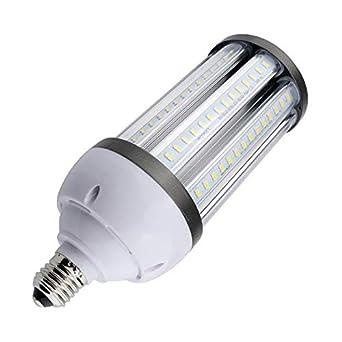 Lámpara LED Alumbrado Público Corn E27 25W Blanco Frío 6000K efectoLED: Amazon.es: Iluminación