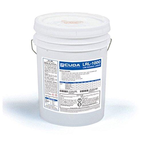 Cuda LRL-1000 Low Residue Liquid Detergent/Soap