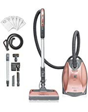 Kenmore Pet Friendly Lightweight Bagged Canister Vacuum with Extended Telescoping Wand, HEPA, Retractable Cord
