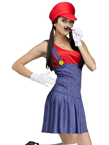 Fun W (Baby Plumber Costume)