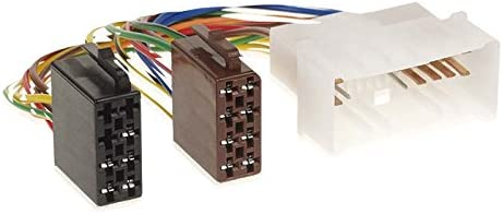 CSB Radio Adapter Cable Hyundai/Kia - Adaptador para cable (ISO, Multi)