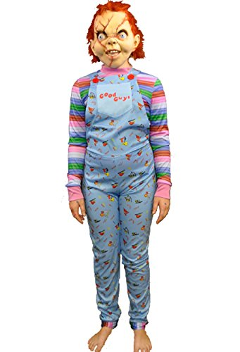 Doll Bride Costume (CHILD'S PLAY 2 - GOOD GUYS CHUCKY CHILDREN'S COSTUME)