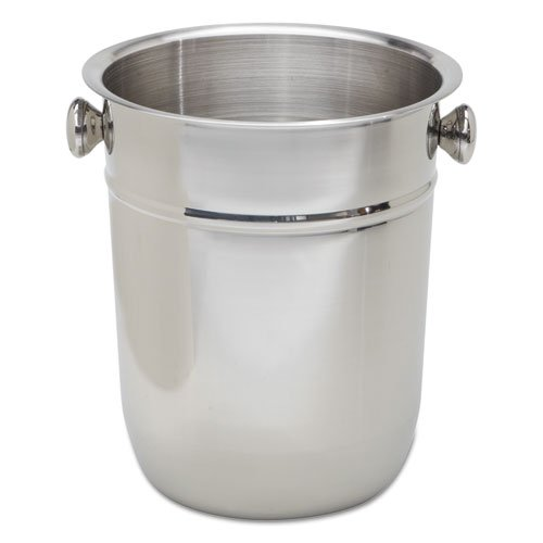 Adcraft Stainless Steel Wine Bucket, 8 qt. - Includes one each.