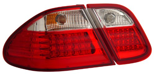 W208 Led Tail Lights in Florida - 4