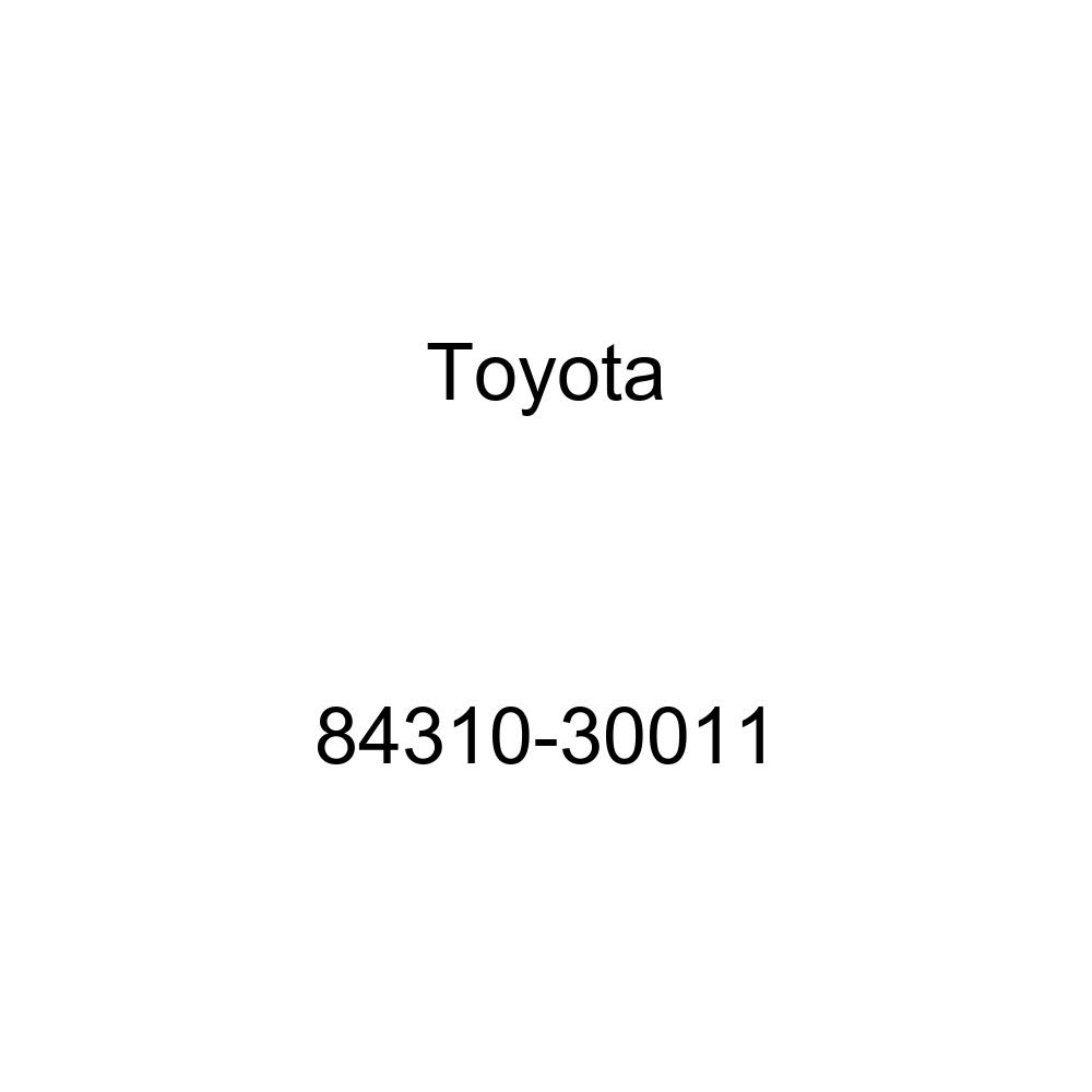 Toyota 84310-30011 Turn Signal Switch Assembly