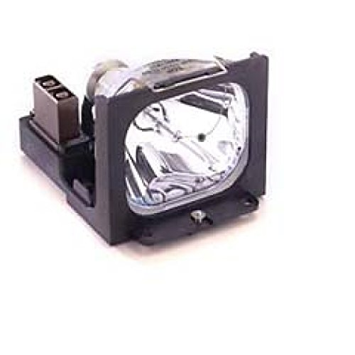 Amazing Lamps 28-390 Replacement Lamp in Housing for Plus Projectors ()