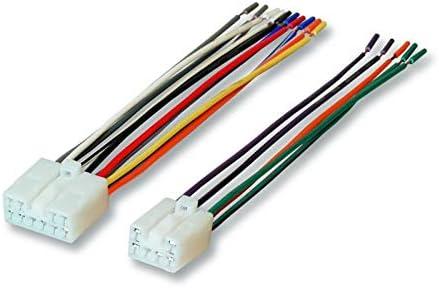 Amazon.com: Carxtc Stereo Wire Harness Plugs into Factory Radio. Fits Toyota  Landcruiser 95 96 1996 1995: Automotive