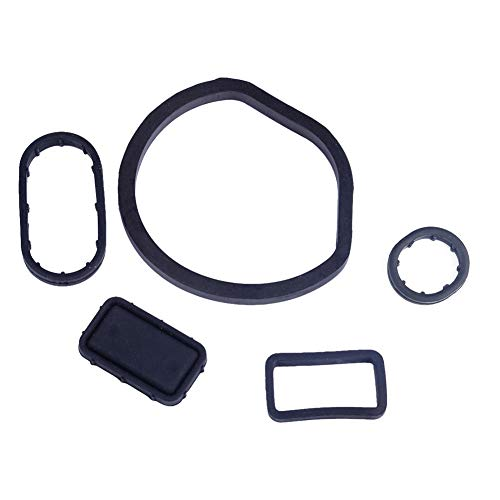 WayJun Oil Filter Housing Seal Kit for Mercedes Benz W203 W208 W209 W210 W211 W220 ()
