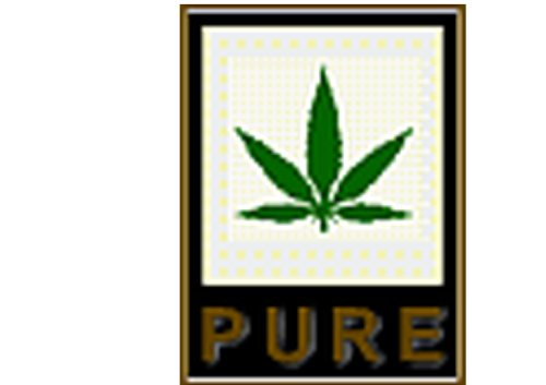 Shopper canapa HF022camel 42cm PURE Cannabis canapa