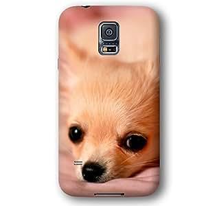 Chihuahua Dog Puppy Samsung Galaxy S5 Slim Phone Case wangjiang maoyi