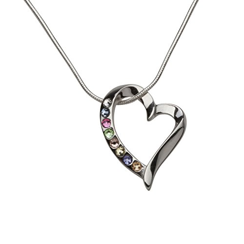 Sterling Necklace Represented Swarovski Crystals product image