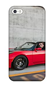Fashion Protective Tesla Roadster 23 Case Cover For Iphone 5/5s
