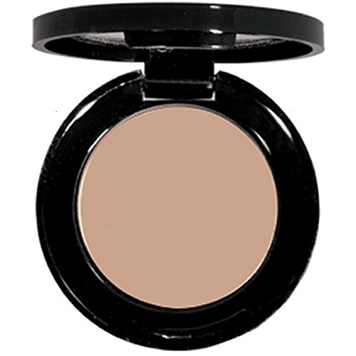 Matte EyeShadow Single- Hypoallergenic - Pressed Powder - High Pigment True Matte Finish - Use As Wet or Dry Eye shadow .06 oz. ()