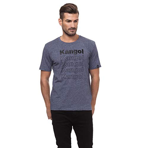 Kangol Camiseta Manga Corta: Amazon.es: Ropa y accesorios