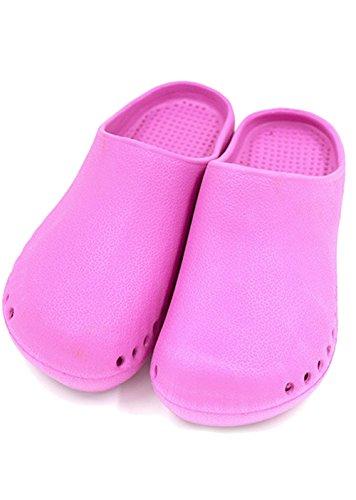 cleanpower - Calzado de protección para mujer Rosa