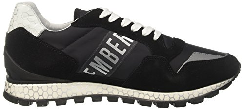 Bikkembergs Lord Fend-is 2076 Sneaker Nero (nero)