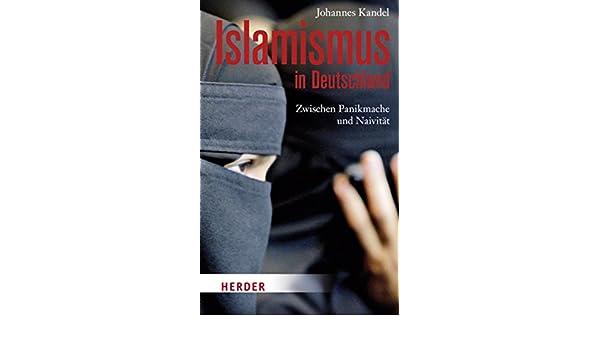 Islamismus in Deutschland: Zwischen Panikmache und Naivität (German Edition)