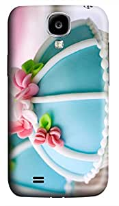 Samsung Galaxy S4 I9500 Hard Case - The Delicious Cake 1 Galaxy S4 Cases