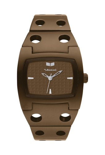Vestal Unisex MDS019S Mini Destroyer Brown Watch