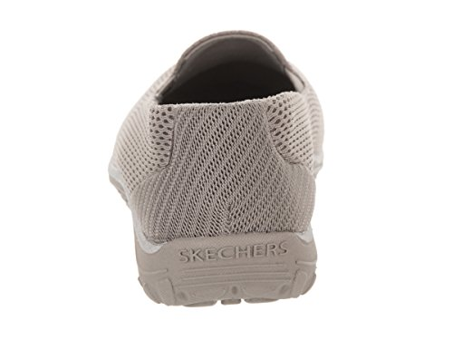 Gris Mujer Skechers para Oscuro Topo dktp 49244w 1qvFF7pwRW