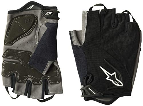 Alpinestars Men's Pro-Light Softer Hand Fin Gloves, Black, 3X-Large