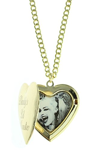 DC+Comics Products : DC Comics Suicide Squad Daddy's Little Monster Locket