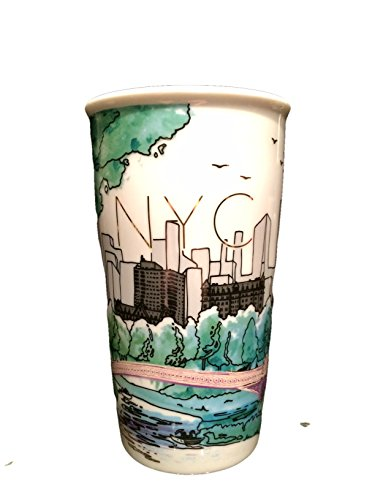 Starbucks Exclusive New York City Travel Mug (Starbucks City Mugs New York)