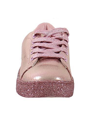 Tennis By Enfant Shoes Pour Pailletée Pink Ywz6qZw