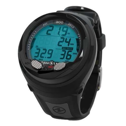 Aqua Lung i300 Wrist, Black / Grey (Discontinued)