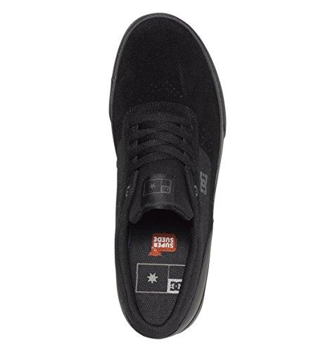 DC , Chaussures de skateboard pour homme - Noir - Noir,