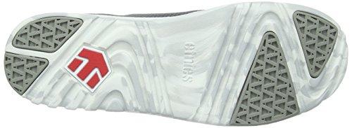 Etnies SCOUT 4101000419/488, Sneaker Uomo Grigio (Grey/White/Red/372)