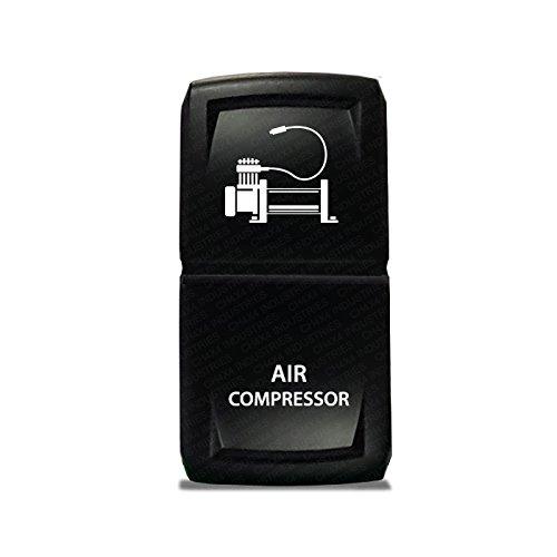 CH4 X 4 Rocker Interruptor V2 aire compresor símbolo: Amazon.es: Coche y moto