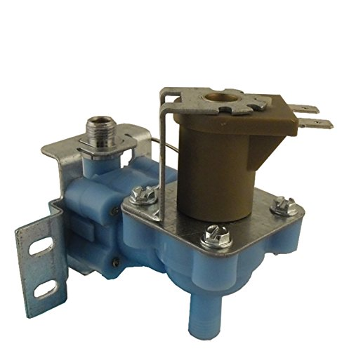 Price comparison product image Supco WV8047 Single Coil Outlet Water Valve Replaces Whirlpool 4318047,  12001415,  3456,  4210524,  4339671