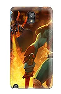 Julia Hernandez's Shop New Style 6961630K58570331 High-end Case Cover Protector For Galaxy Note 3(dota)