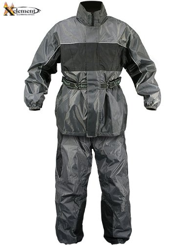 2 Piece Motorcycle Rainsuit - 6