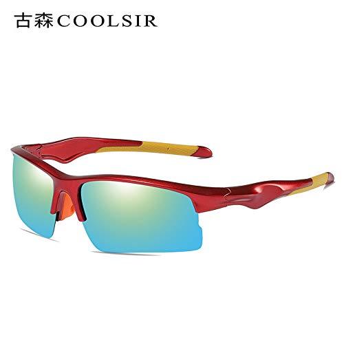 de nbsp;Libre nbsp; Red Arena 1 Gafas Marco sunglasses Mjia frame Sol Prueba al polarizadas nbsp;Deportes de a Gafas Azul Hombre Gafas Aire Deportivas aRT7ABq