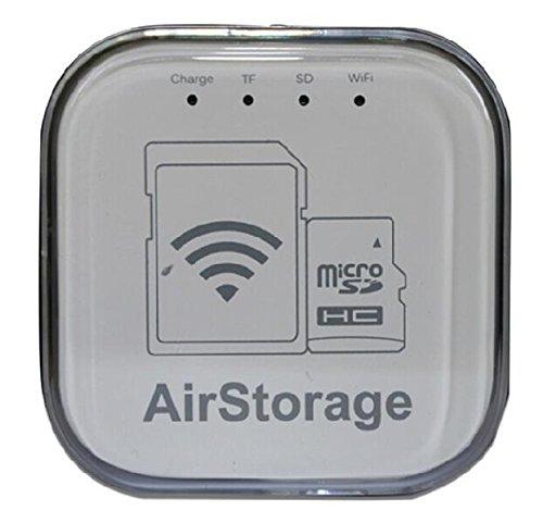 Vioiu ハイエンド知能共有器 スマートフォン 無線メモリ 雲のメモリ 無線Uディスクwi-fi カードリーダー MRG AirStorage スマホ かんたん データ バックアップ 保存 転送 SDカードリーダー エアストレージ PC/iPhone/Android対応 B07F3DBMYF 16G|Color 3 Color 3 16G